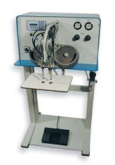 Macchine applicazione strass e borchie AUTOMATICA AD ULTRASUONI