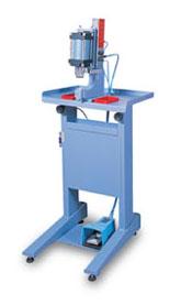Macchine e laser per abbigliamento pressa pneumatica