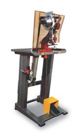 Macchine e laser per abbigliamento pressa semipneumatica
