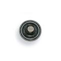 Minuteria metallica bottoni a pressione GODRONATO MALE 2 - BA2 - C