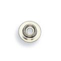 Minuteria metallica bottoni a pressione GODRONATO MALE - BK2 - C