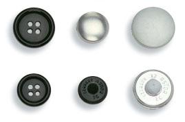 accessori per abbigliamento bottoni